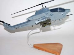 HMLA-367 Scarface AH-1W Model