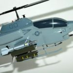 HMLA-367 Scarface AH-1 Model