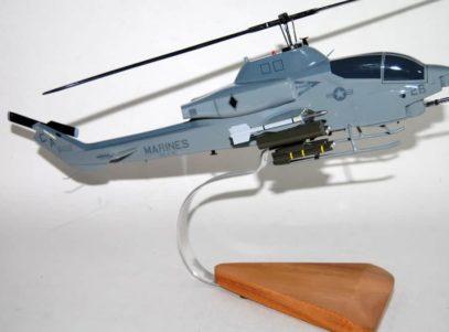 HMLA-467 Sabers AH-1W Model