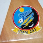 HMM-263 Thunder Chickens CH-46 Model
