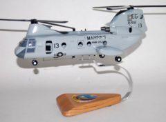 HMM-263 Thunder Chickens (6418) CH-46 Model