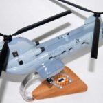 HMM-264 Black Knight CH-46 Model