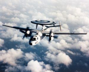 E-2C Hawkeye from VAW-123