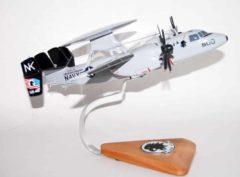 VAW-113 Black Eagles E-2C Model