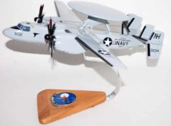 VAW-117 Wallbangers E-2C Model