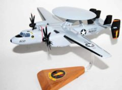 VAW-125 Tigertails E-2C Model