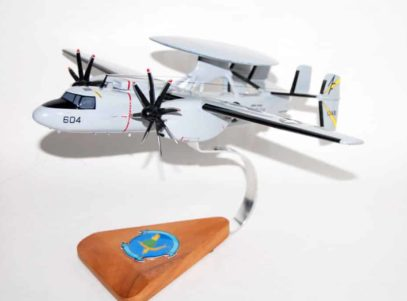 VAW-78 Fighting Escargots E-2C Model