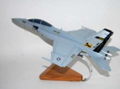 VFA-213 Fighting BlackLions F/A-18F Model