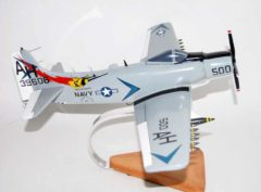 VA-165 Boomers A-1 Spad