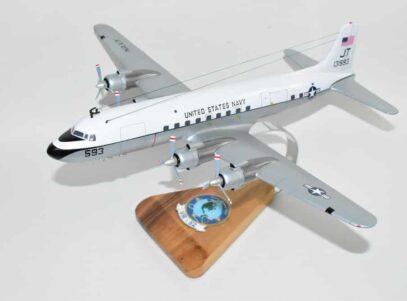 VR-52 Taskmasters C-118 (1980) Model