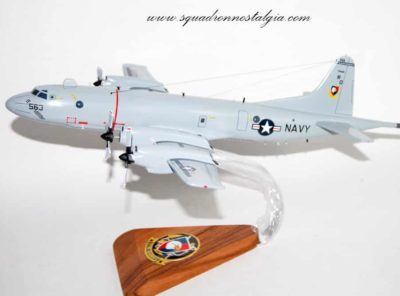 "VP-47 ""The Golden Swordsmen"" P-3c (563) Model"