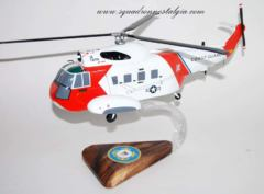 Coast Guard HH-52 Seaguard Model