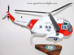 Coast Guard HH-52 Seaguard Model