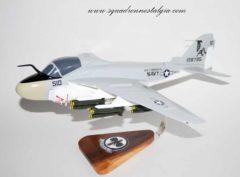VA-85 Black Falcons A-6 (1981) Model