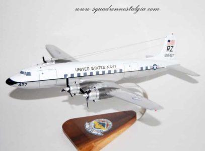 VR-21 Pineapple Airlines C-118 (1976) Model