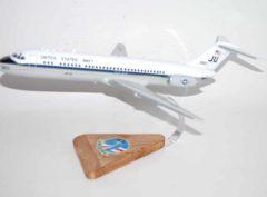 VR-56 Globemasters DC-9 Model