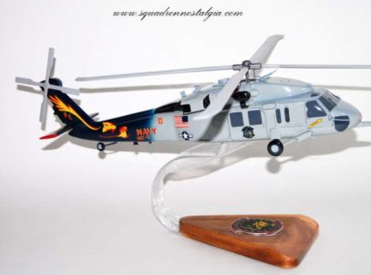 HSC-12 Golden Falcons MH-60S Model