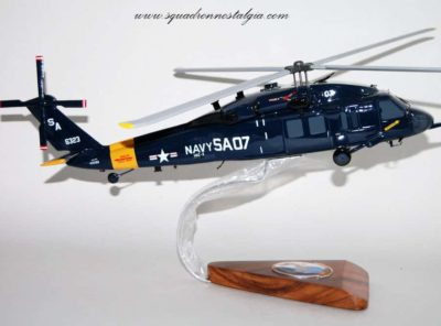 HSC-3 Merlins MH-60S Model