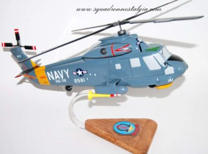 HSL-32 Invaders SH-2F Model