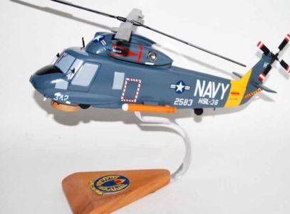 HSL-36 Lamplighters SH-2F Model