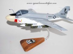 VA-85 Black Falcons A-6 (1981) Model