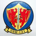 VAW-121 Bluetails Plaque