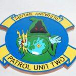 VPU-2 Wizards Plaque