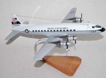 VR-53 Capital Express C-118 Model