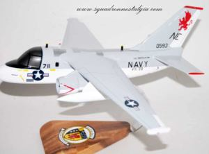 VS-38 Red Griffins S-3a (1987) Viking model