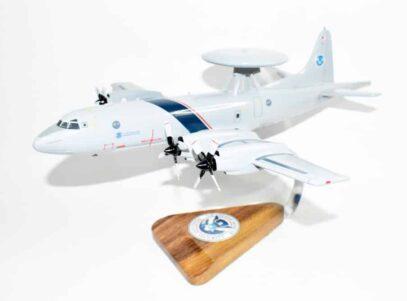 US Customs and Border Patrol P-3 AEW Orion Model