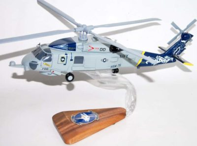 HSM-75 Wolf Pack (CAG) MH-60R Model