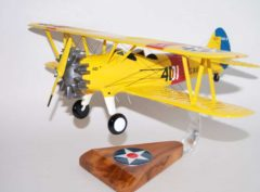 Navy Stearman Model 75