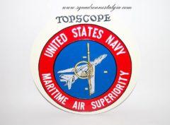 Top Scope Plaque