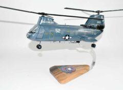 HC-8 Dragon Whales CH-46 Model