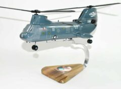HC-3 Merlins CH-46 Model