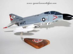 VF-102 Diamondbacks F-4B Model