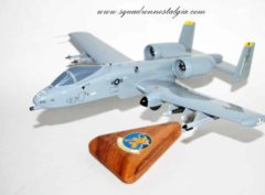 81st Fighter Squadron Panthers A-10 Model