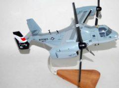 VMM-163 Evil Eyes MV-22 Model