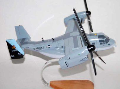 VMM-268 Red Dragons MV-22 Model