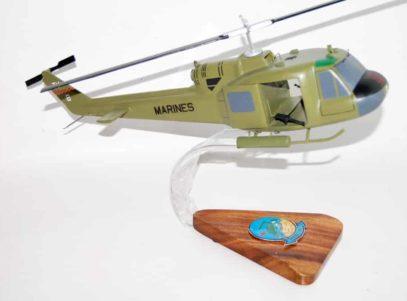 HML-167 Warriors UH-1E (1968) Model