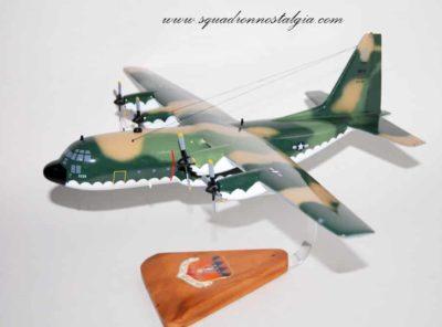 317 TAW (Pope) C-130E Jungle Model