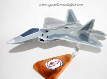 94 FS Hat in the Ring F-22
