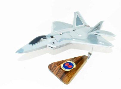 90th FS Dicemen F-22 Raptor Model