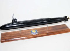 SSBN-644 Lewis and Clark Submarine Model