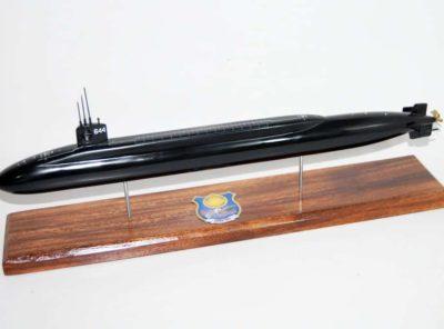 SSBN-644 Lewis and Clark Submarine Model
