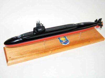 USS Lewis and Clark SSBN-644 Submarine Model