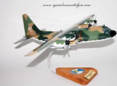 61st Troop Carrier Squadron C-130E (1966) Model