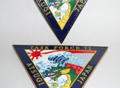 Combined Task Force 72 Plaque