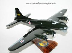 8th Air Force B-17 Model