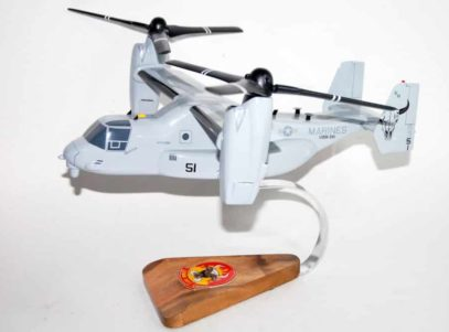 VMM-261 Raging Bulls MV-22 (2016) Model